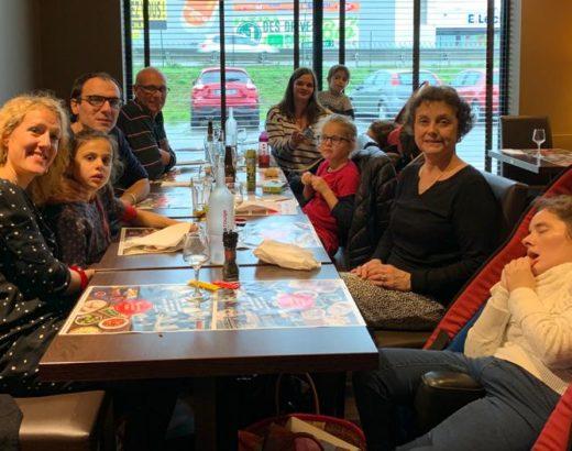 Repas familles région Centre 2019