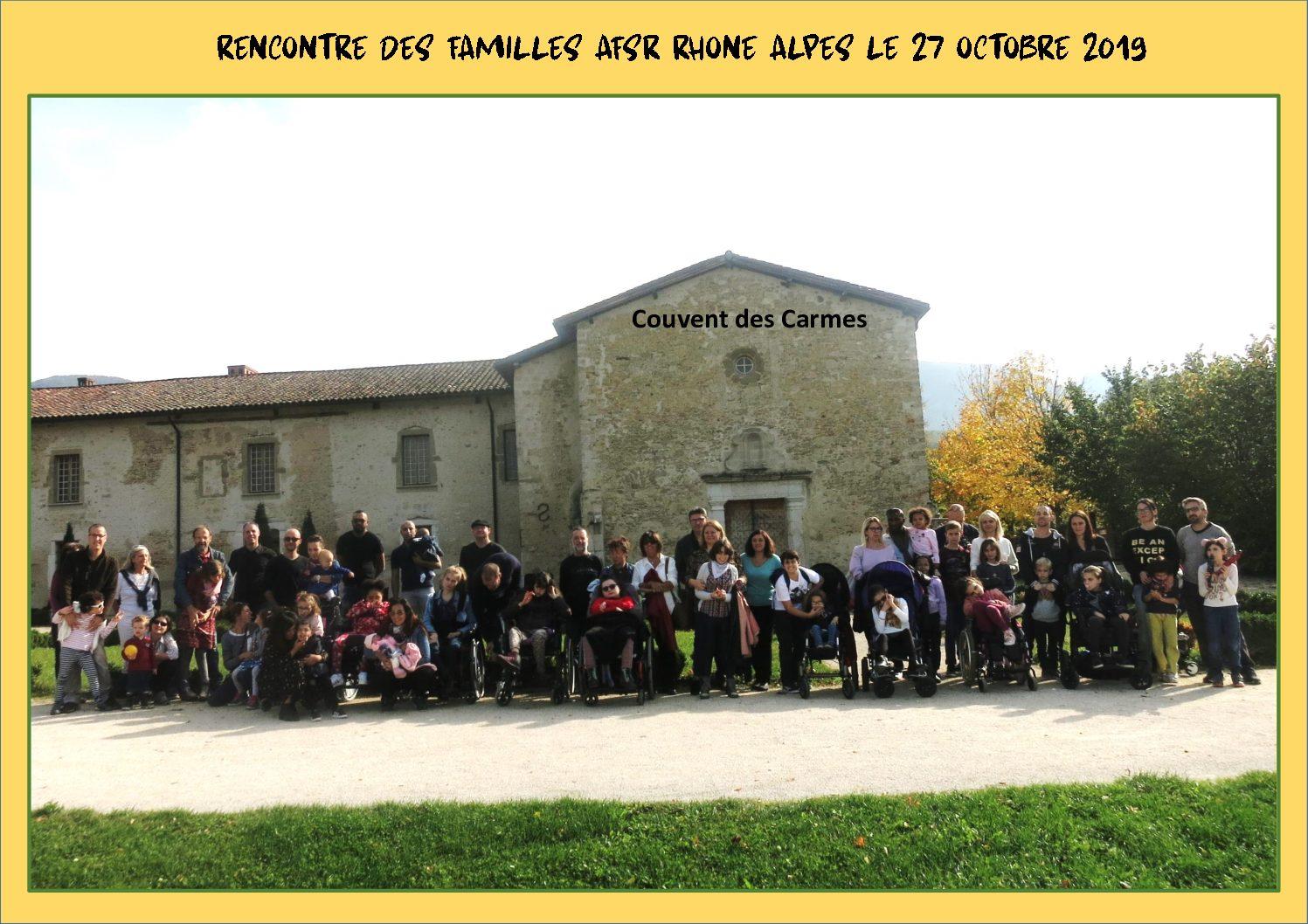 Repas des familles Auvergne-Rhône-Alpes
