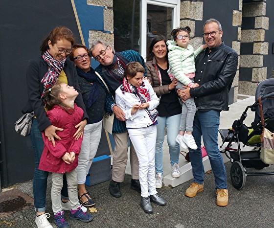 Repas des familles Bretagne