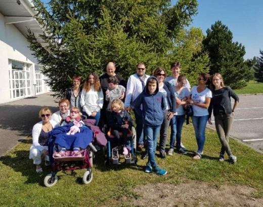 Rencontre des familles Lorraine