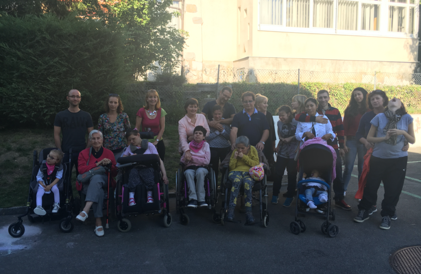 Rencontre des familles Suisse