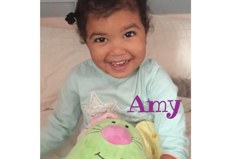 Bienvenue Amy