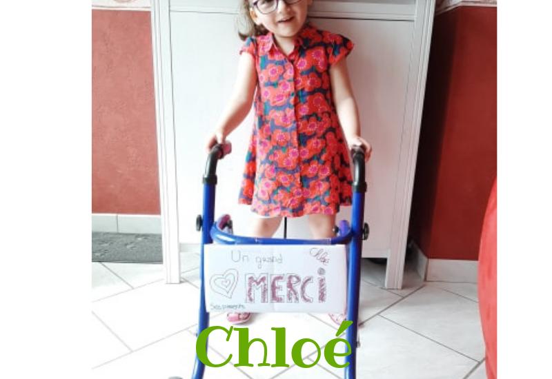 Bienvenue Chloé
