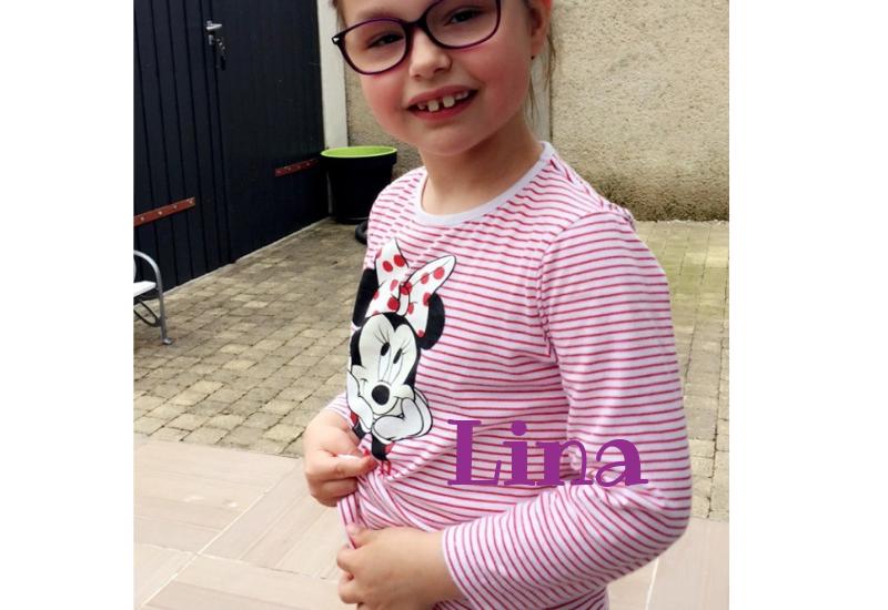 Bienvenue Lina