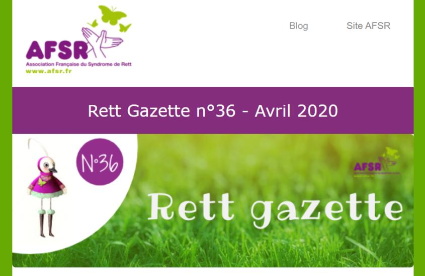 Rett Gazette n°36