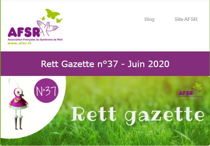 Rett Gazette n°37