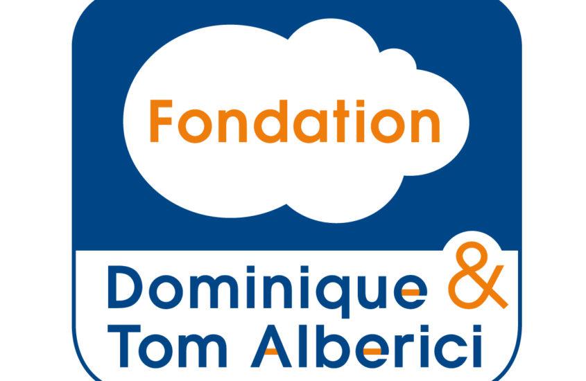La Fondation Tom et Dominique Alberici nous soutient